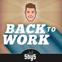 Logo of the podcast Back to Work