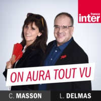 Logo du podcast On aura tout vu en direct du Salon du livre de Paris