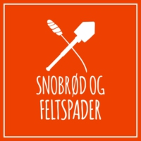 Logo of the podcast Snobrød og Feltspader