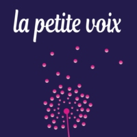 Logo of the podcast La petite voix