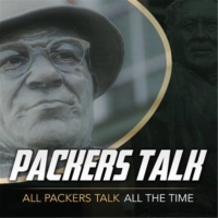 Logo of the podcast The Packers War Room: Edge Rushers and Off-Ball Linebackers