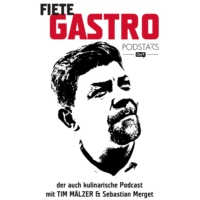Logo of the podcast Fiete Gastro - Der auch kulinarische Podcast