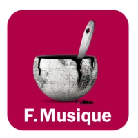 Logo of the podcast Musiques traditionnelles venues d'Inde et d'Iran