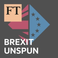 Logo of the podcast FT Brexit Unspun