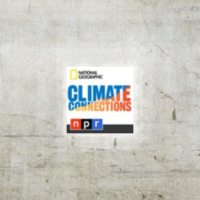 Logo of the podcast NPR: Climate Connections Podcast
