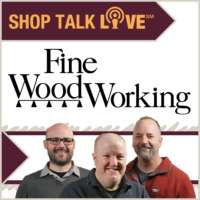 Logo of the podcast Shop Talk Live