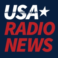 Logo of the podcast USA Radio News