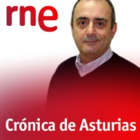 Logo of the podcast Crónica de Asturias - Huelga de Magistrados , jueces y fiscales - 22/08/2018