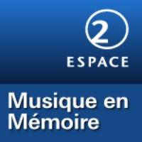 Logo du podcast RSR - Musique en mémoire - Espace 2