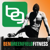 Logo du podcast Ben Greenfield Fitness: Diet, Fat Loss and Performance