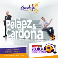 Logo of the podcast Peláez y Cardona