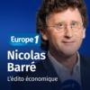 Logo du podcast L'édito économique - Nicolas Barré