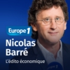 Logo of the podcast L'édito économique - Nicolas Barré