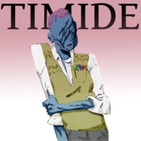 Logo of the podcast TIMIDE