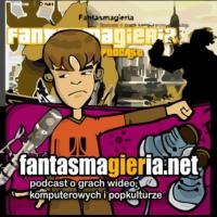 Logo of the podcast Fantasmagieria - podcast o grach wideo.