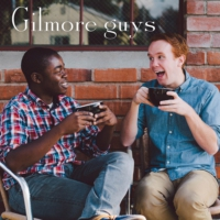 Logo of the podcast Gilmore Guys: A Gilmore Girls Podcast