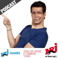 Logo of the podcast NRJ Games - Jeudi 23 Juillet
