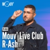 Logo of the podcast Mouv' Live Club : R-Ash