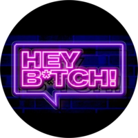Logo of the podcast Hey B*tch!