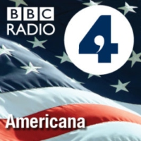 Logo of the podcast Americana: inside the USA