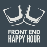 Logo du podcast Front End Happy Hour