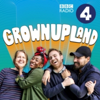 Logo of the podcast GrownUpLand