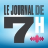 Logo of the podcast Le Journal de 7h - La 1ere