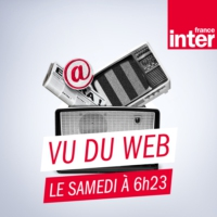 Logo of the podcast France Inter - Vu du web