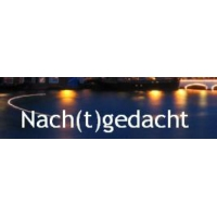 Logo of the podcast XX Nach(t)gedacht Promotrailer