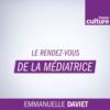 Logo of the podcast Le Rendez-vous de la mediatrice