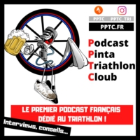 Logo of the podcast Podcast triathlon - PPTC - Podcast Pinta Triathlon Cloub