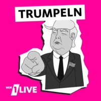 Logo of the podcast Trump allein zu Haus
