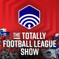 Logo of the podcast The Totally Football League Show