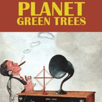 Logo of the podcast Planet Green Trees