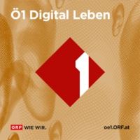 Logo of the podcast Ö1 Digital Leben