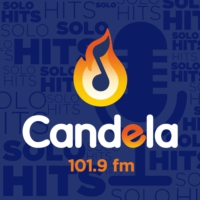 Logo of the podcast Especiales Musicales Candela Estéreo