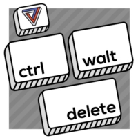 Logo of the podcast Ctrl-Walt-Delete