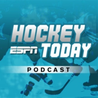 Logo of the podcast ESPN - Hockey Today