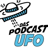 Logo of the podcast DAS PODCAST UFO