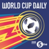 Logo of the podcast World Cup Daily