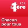 Logo du podcast RSR - Chacun pour tous - La 1ère