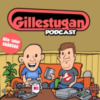 Logo of the podcast Gillestugan Podcast – Musikspecial: Game Boy