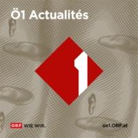 Logo of the podcast Ö1 Infos en français