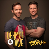 Logo of the podcast Dermot & Dave