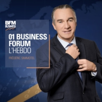Logo of the podcast 01 Business Forum - L'Hebdo