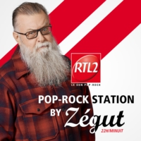 Logo of the podcast RTL2 : Pop-Rock Station by Zégut