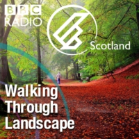 Logo of the podcast Walking Through Landscape