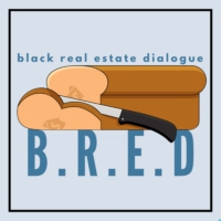 Logo of the podcast Black Real Estate Dialogue