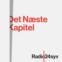 Logo of the podcast Esben Kjær, radiovært og forfatter
