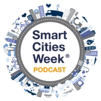 Logo of the podcast Smart Cities Week Podcast